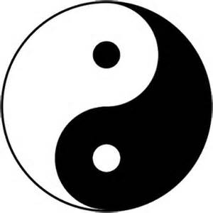 Taoism symbol -Taiji Tu - Yin/Yang