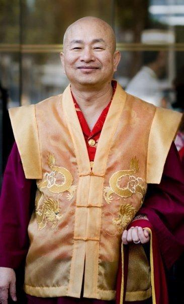 Grand Master Lu Sheng-yen