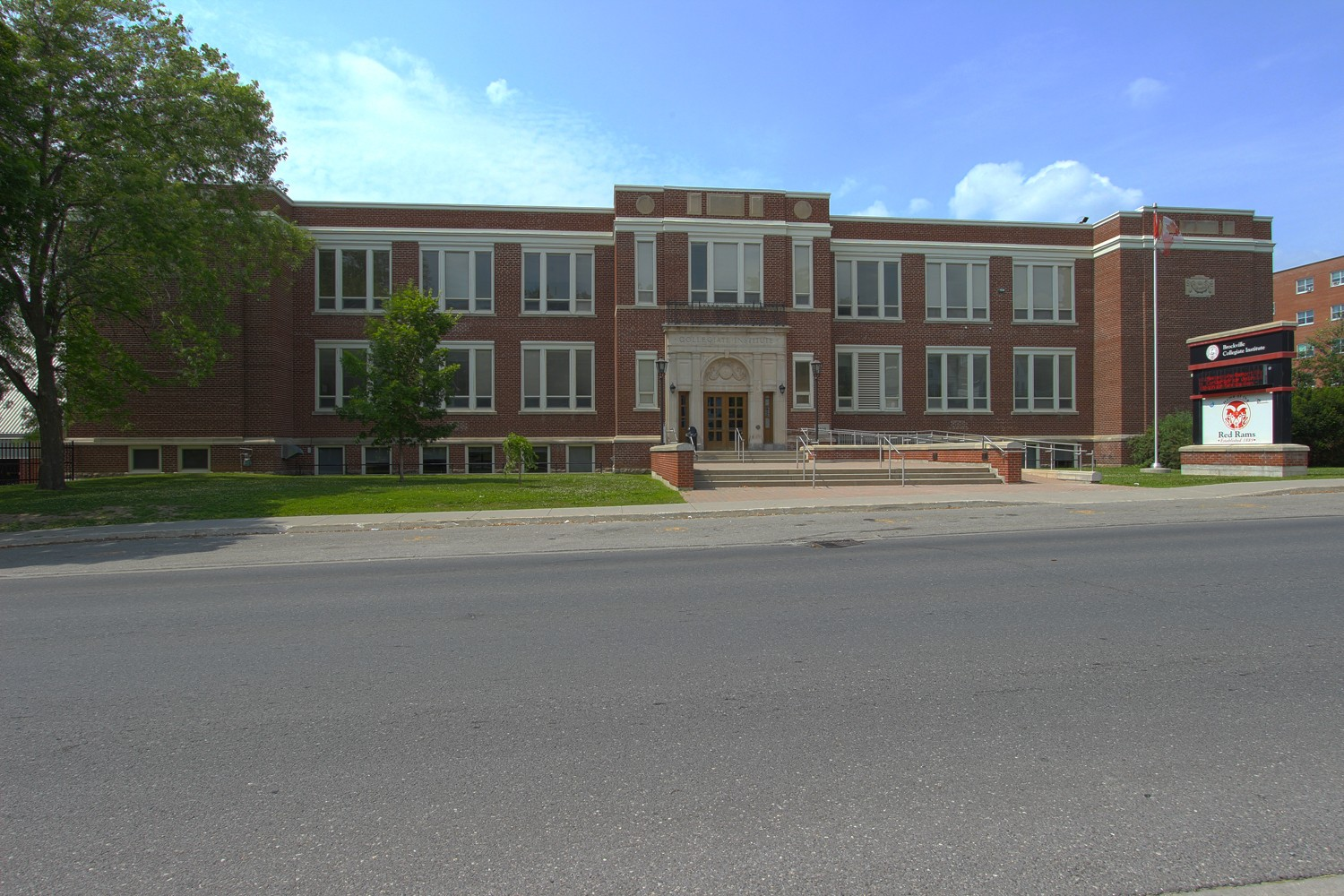 BCIVS Brockville Collegiate and Vocational School