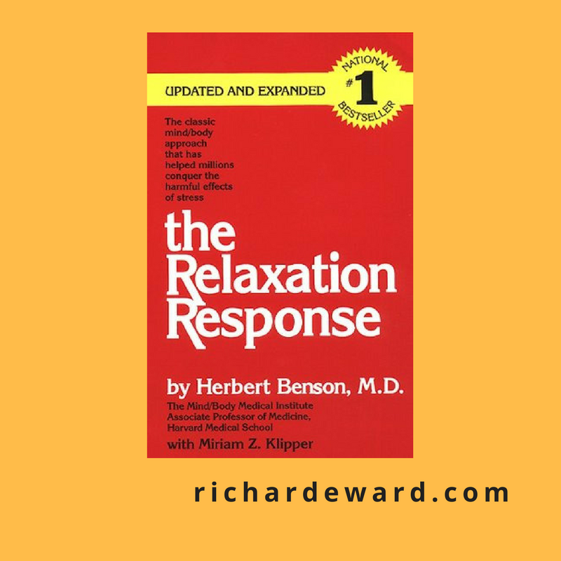 Relaxation Response by Herbert Benson with Miriam Klipper Kindle Edition with video