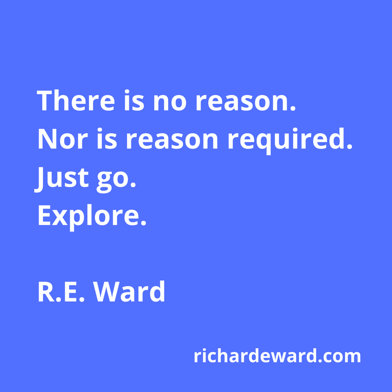 There is no reason. Nor is reason required.