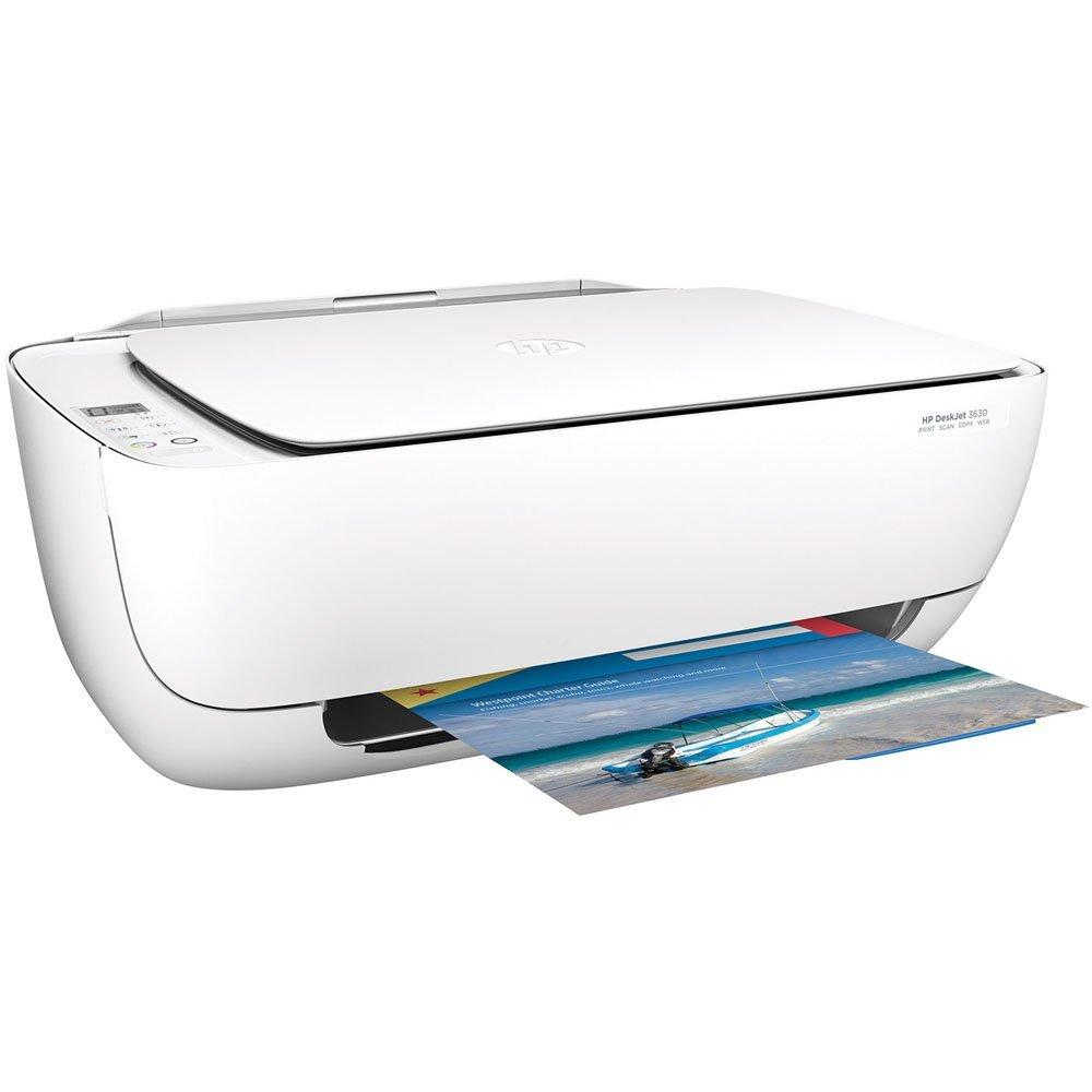 HP DeskJet 3630 Color Inkjet All-in-One Printer
