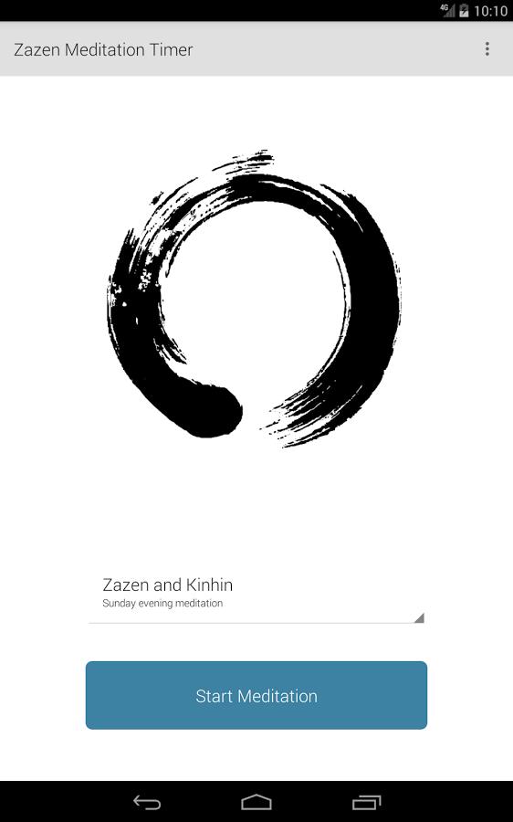 The Zazen Meditation Timer by Stefan Gaffga android