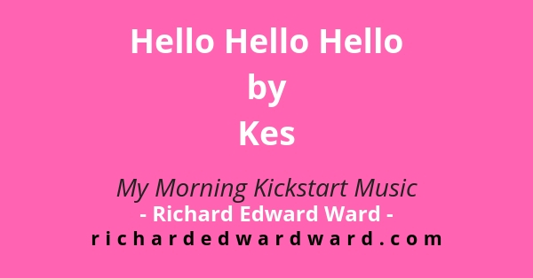 Hello Hello Hello by Kes the Band