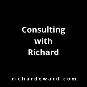 Consulting with Richard E. Ward - 5 hour bloack of time