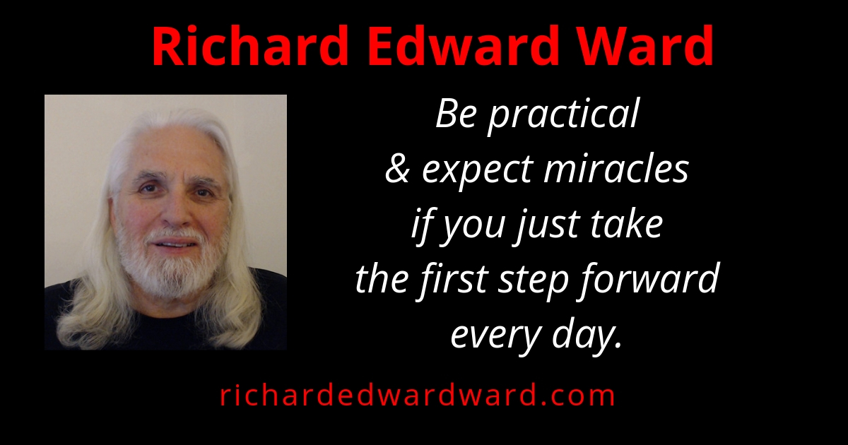 Richard Edward Ward