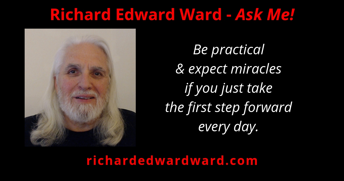 Richard Edward Ward - Ask Me!
