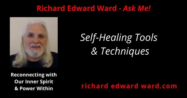 Self-Healing Tools and techniques - Richard Edward Ward
