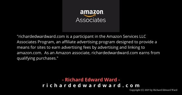 Amazon Associate Affiliate Disclaimer