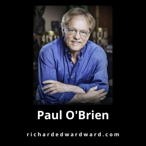 Paul O'Brien - author